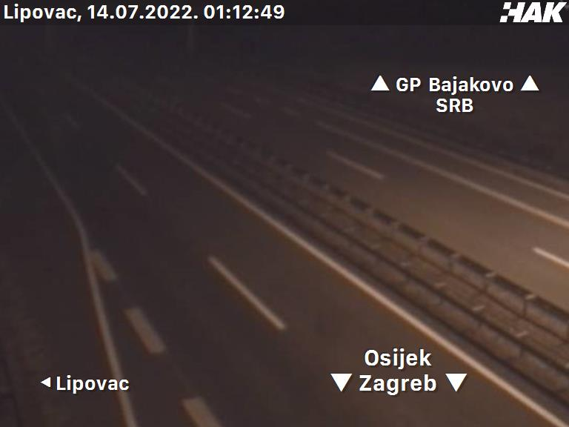 Live Bajakovo, Lipovac A3