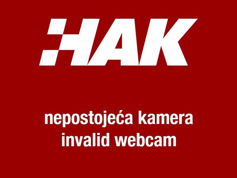 Rijeka-Split autópálya felhajtó kamera képe