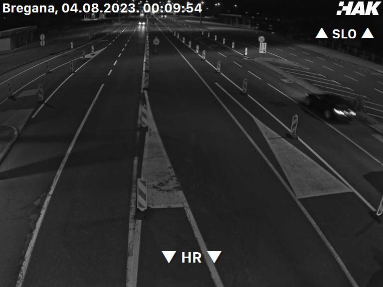 Kamera Autobahn A1 Zagreb/Lucko